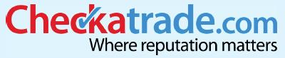 Proud members Of Checkatrade since 2002 consistently high ratings